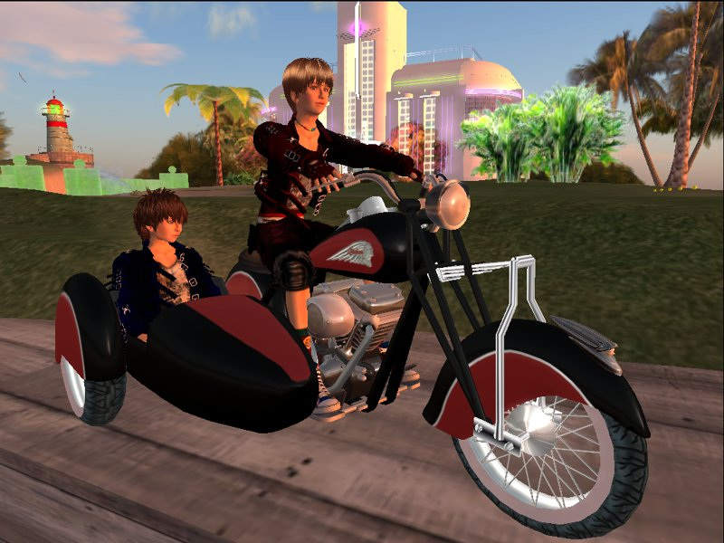 Image Result For Motorbike With Sidecar