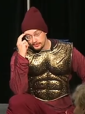 Picture of an author: Sam Hyde