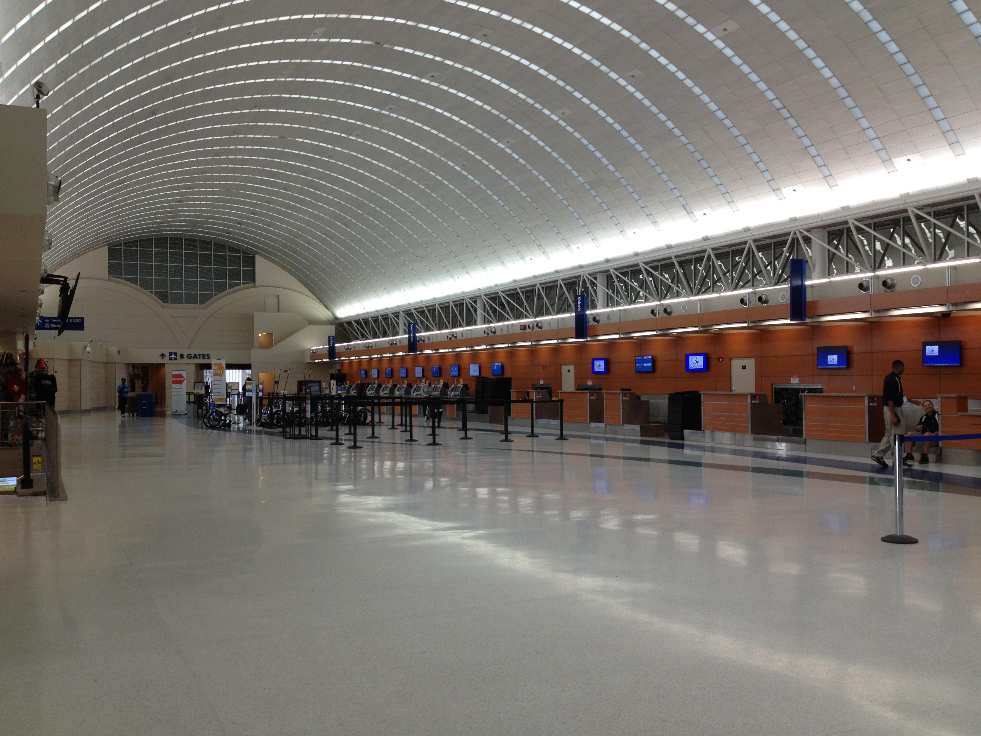 San Antonio International Airport Wiki Everipedia