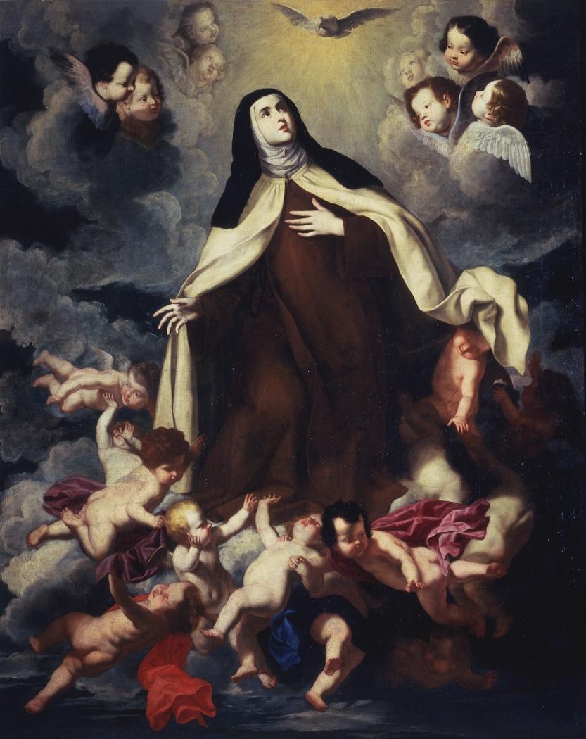 Teresada: Inspirado en la vida y la obra de Teresa de Jesús
