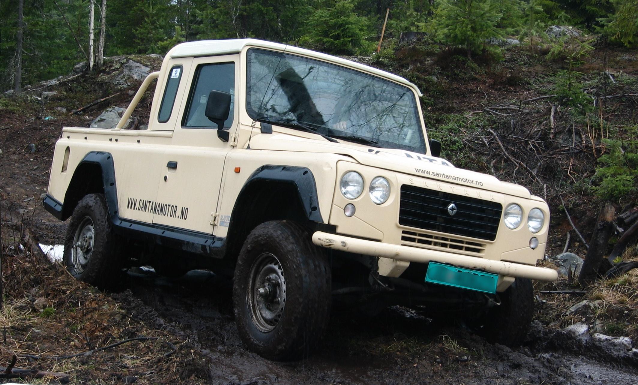Dodatkowe Santana Motor – Wikipedia, wolna encyklopedia AS92