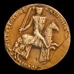 Le sceau d'Alphonse de Poitiers