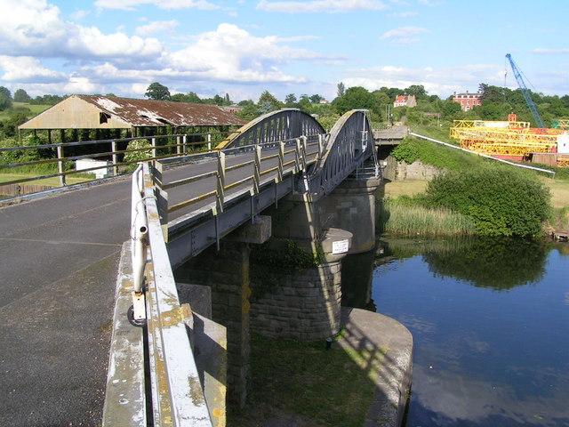 Sharpness Docks - geograph.org.uk - 866647