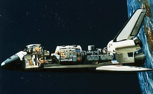 Shuttle-Schnitt