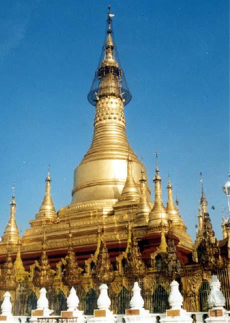 Yangon Superficie