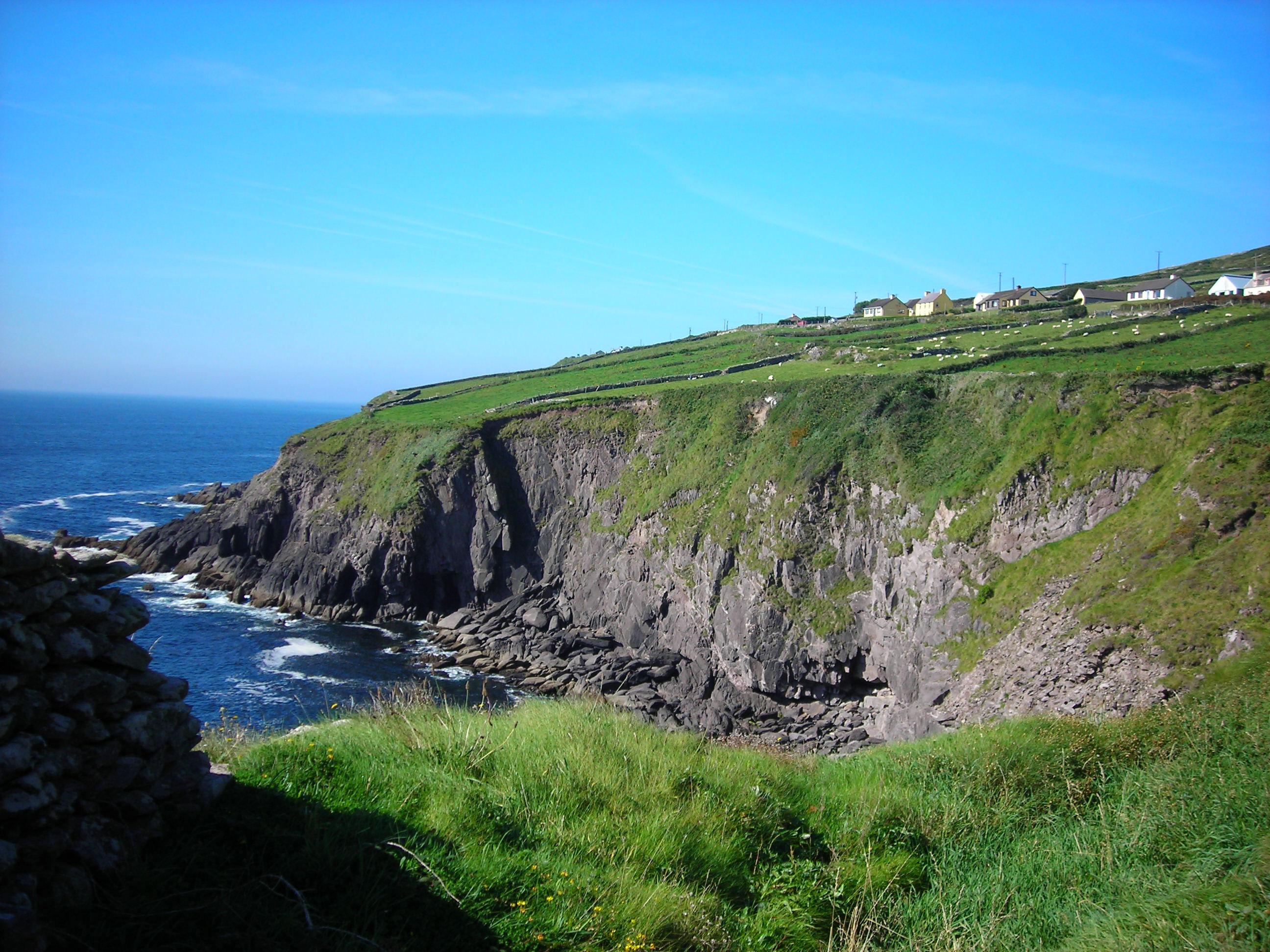 File Slea Head From Dunbeg Fort Dingle Peninsula Kerry