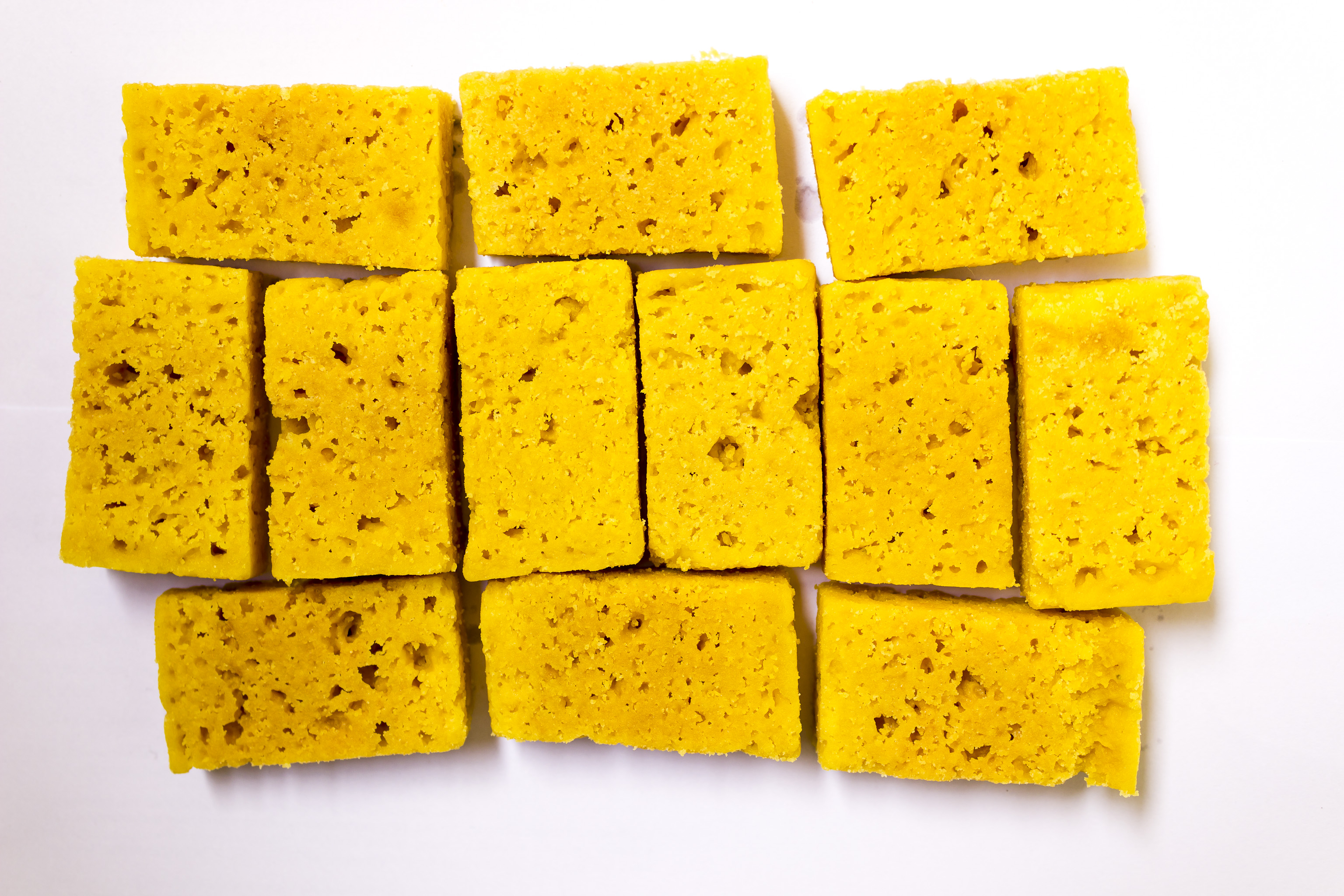 File:South Indian sweets or dessert called Mysore pak made from gram flour, powdered sugar and clarified butter.jpg - Wikimedia Commons