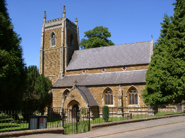 St James's Church, Woolsthorpe by Belvoir - geograph.org.uk - 28159