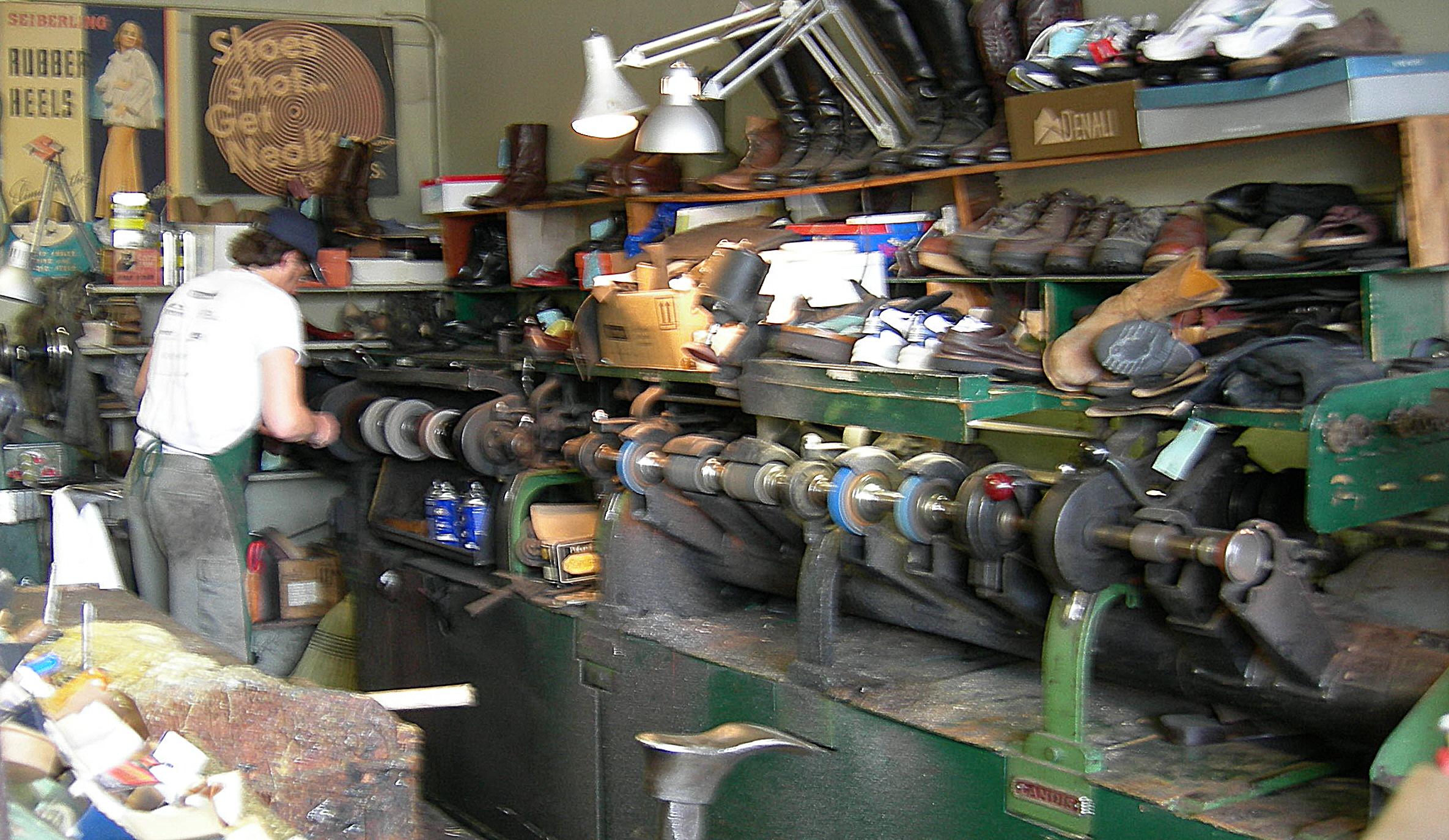Shoe Repair Shop West Palm Beach