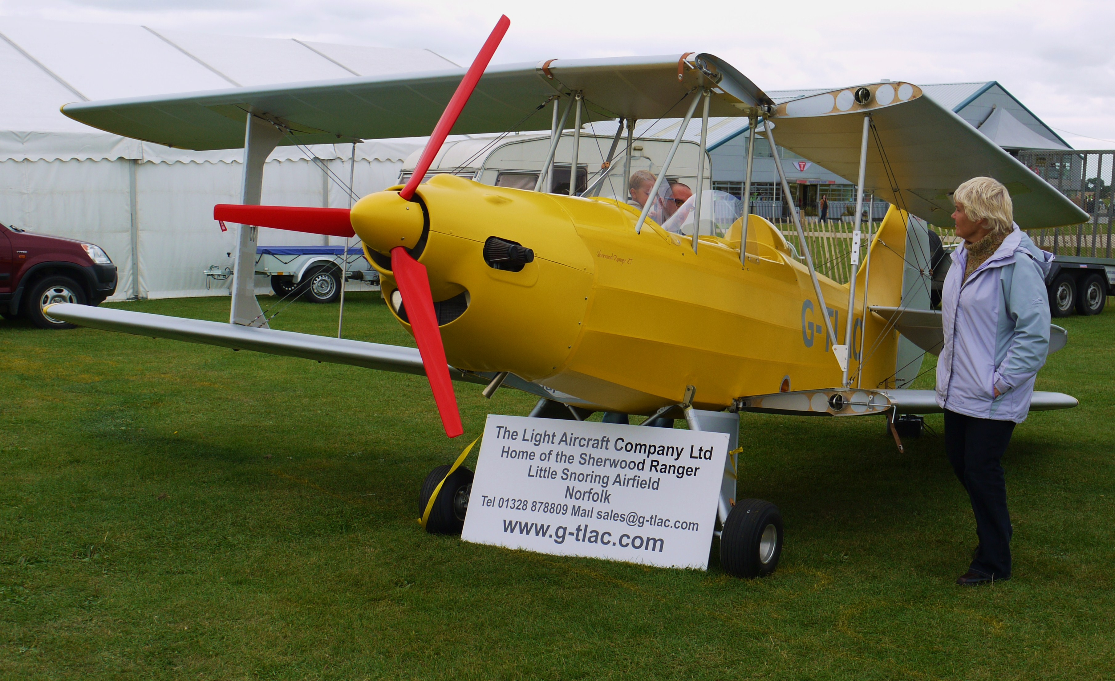 564a841a9fc4 Tiger Cub Developments Sherwood Ranger - Wikipedia