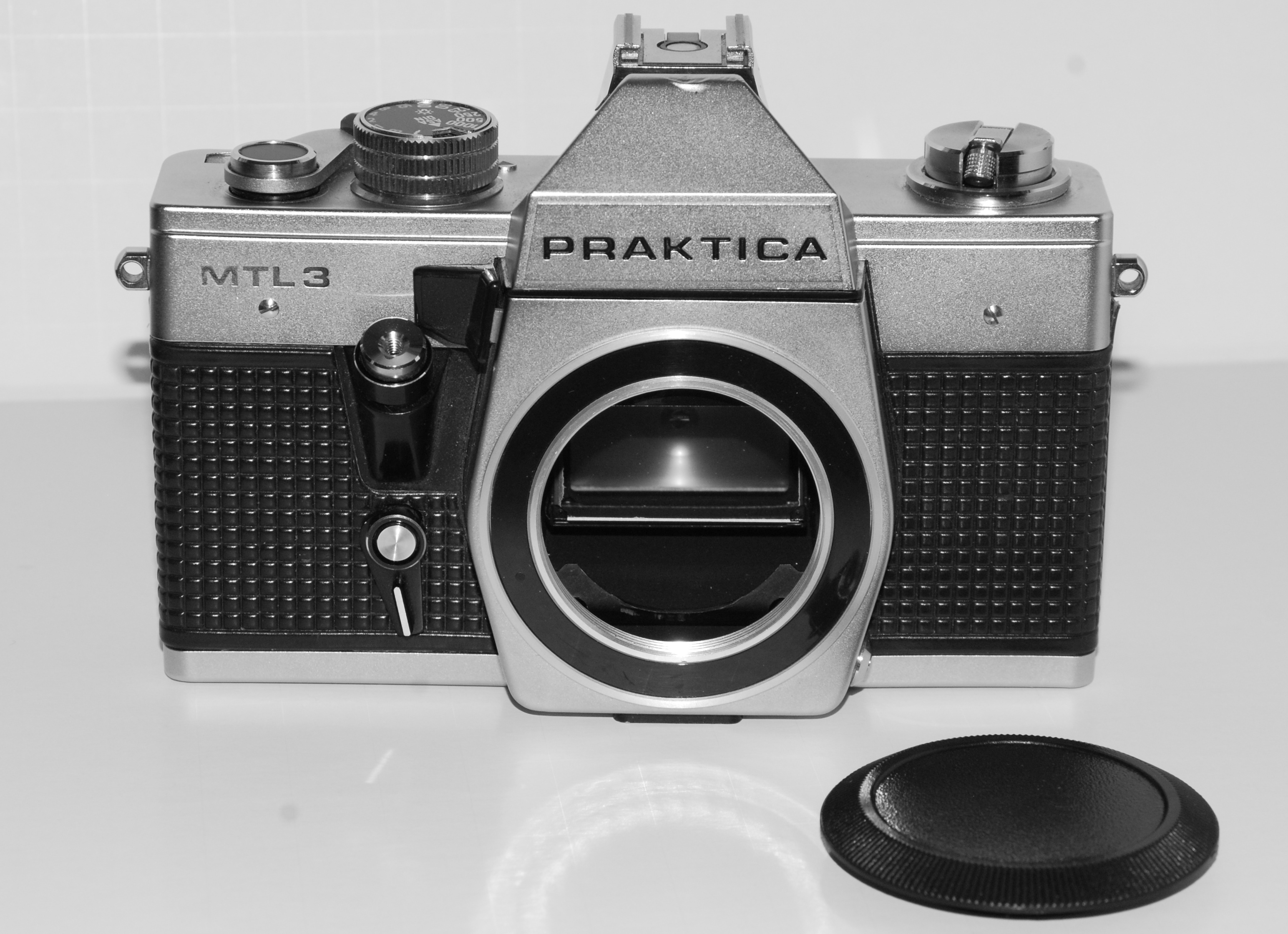 Ways to use a praktica mtl mm film camera wikihow