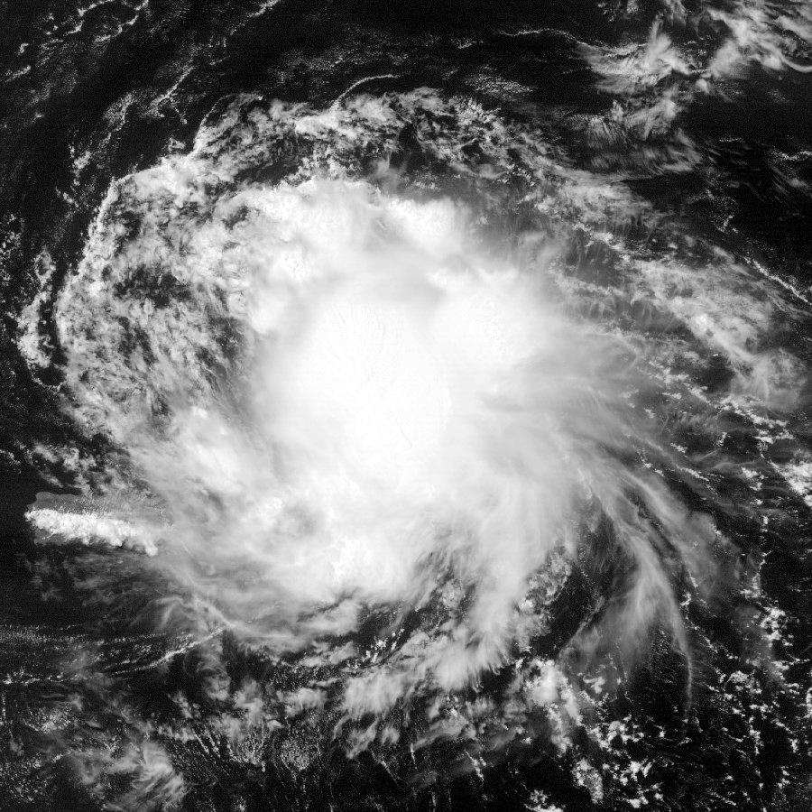 tropical storm chris  2006