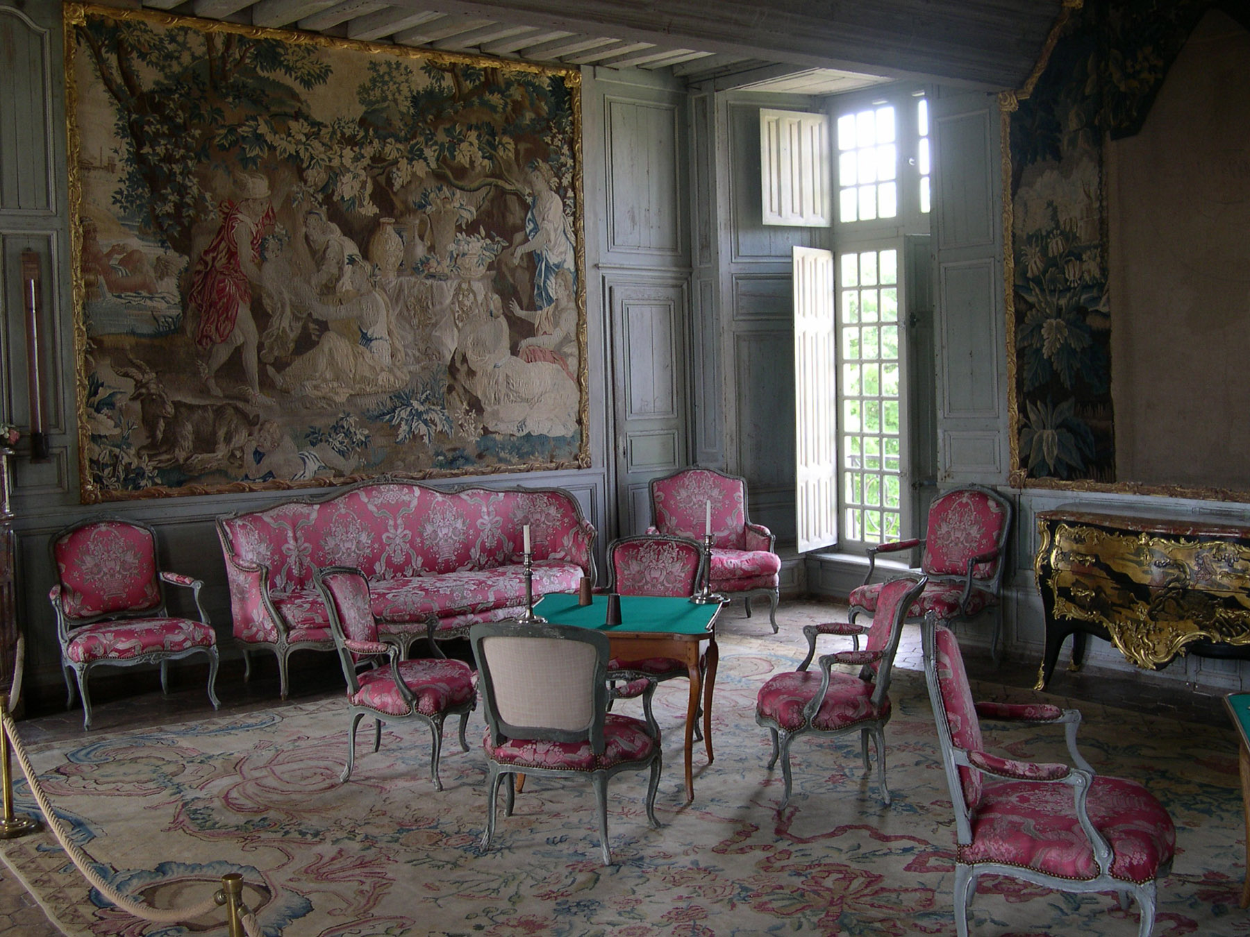 File talcy chateau interieur wikimedia commons for Interieur french