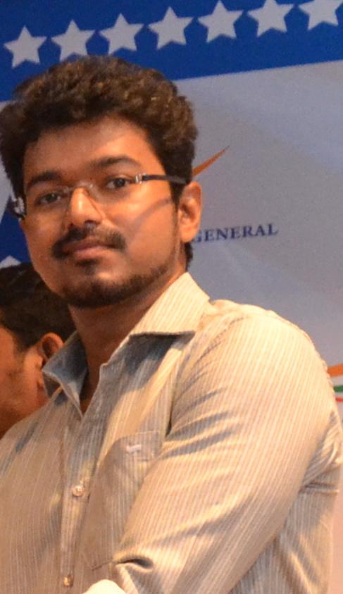 Filetamil Film Actor Vijay Celebrating World Environment Day At The
