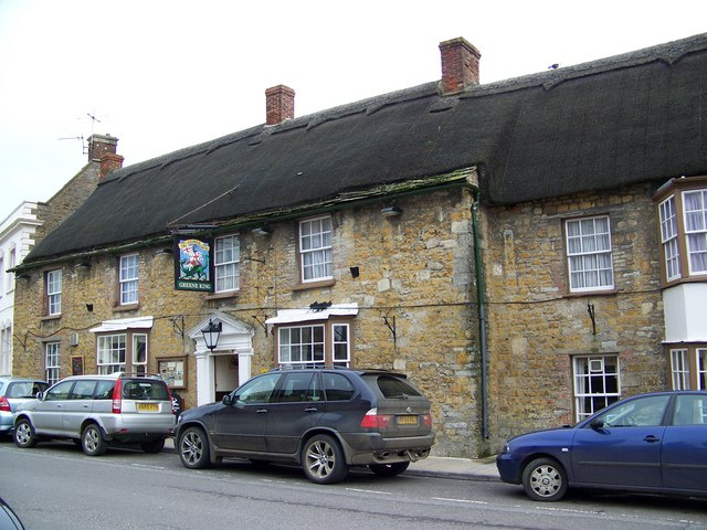 The George Hotel, Castle Cary - geograph.org.uk - 667590