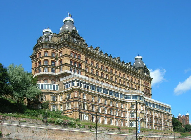 Grand Hotel Scarborough Parking