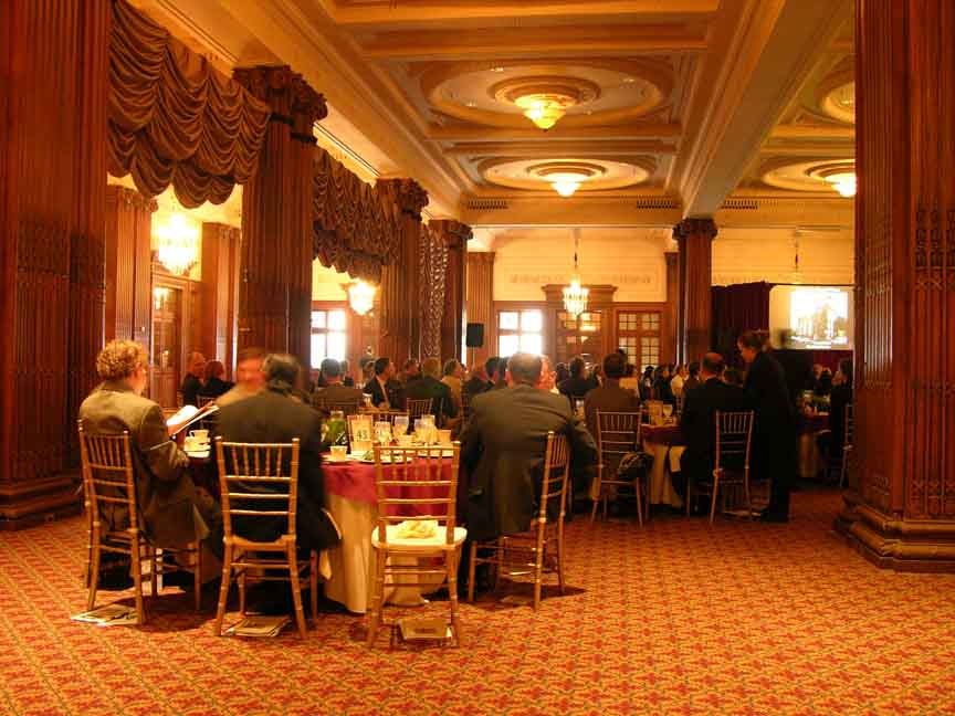 English Tea Room Philadelphia