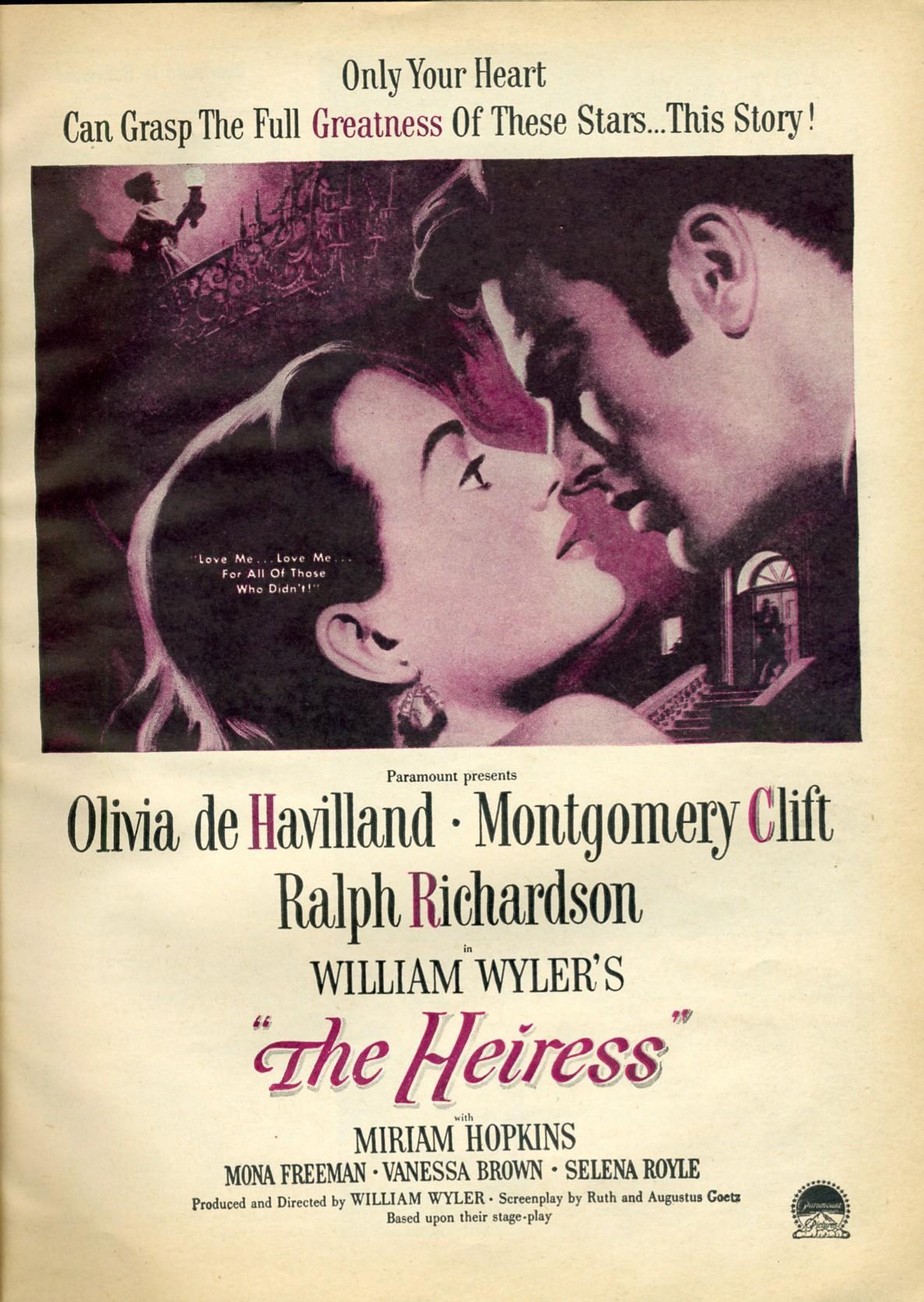 Votre dernier film visionné - Page 19 The_Heiress_%281949%29_poster
