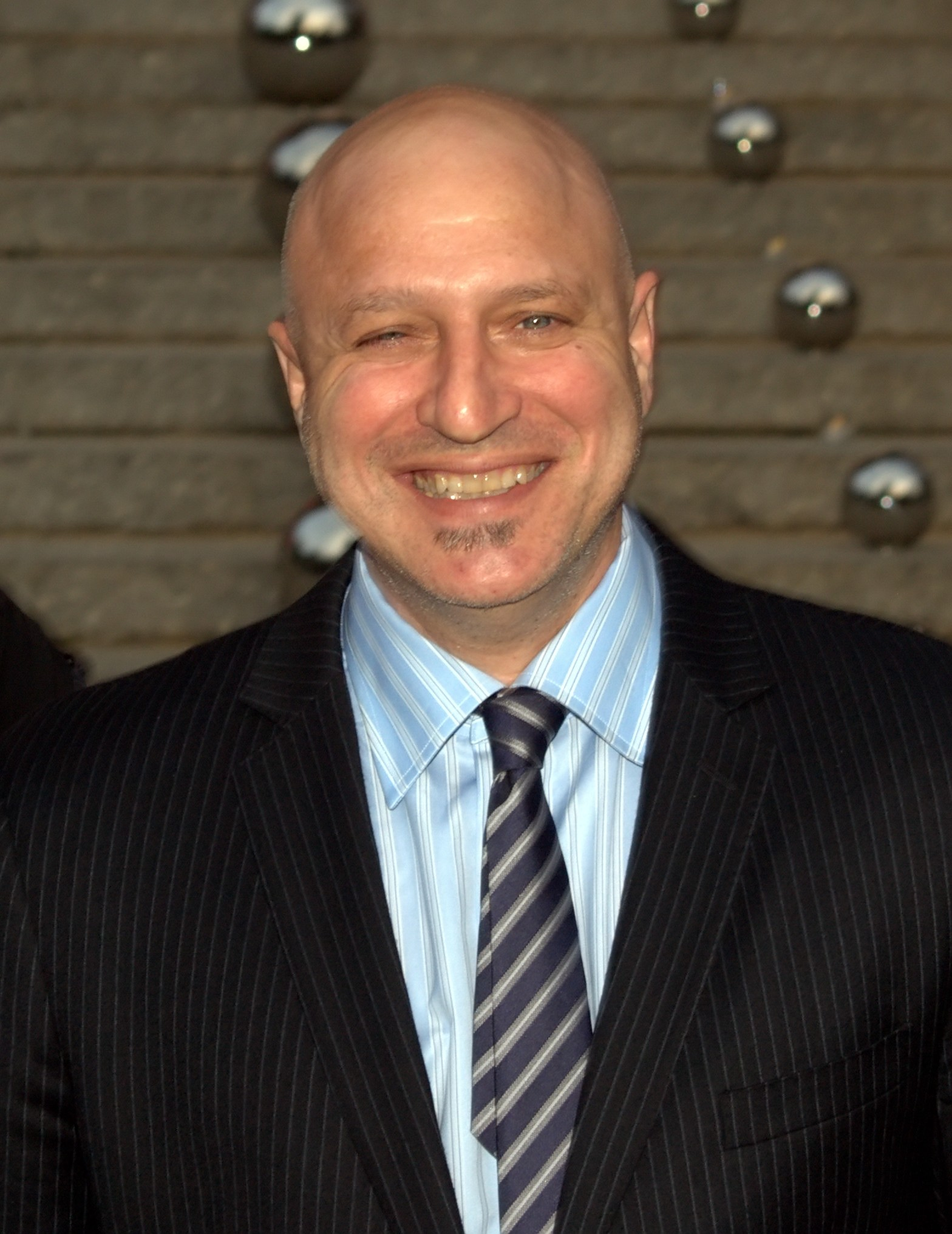 The 56-year old son of father Thomas Colicchio and mother Beverly Colicchio Tom Colicchio in 2018 photo. Tom Colicchio earned a  million dollar salary - leaving the net worth at 20 million in 2018