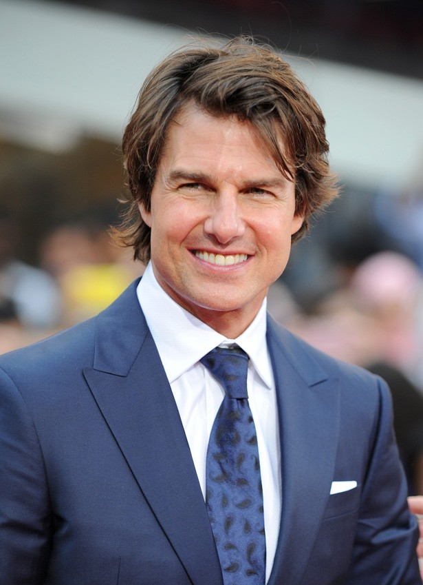Depiction of Tom Cruise