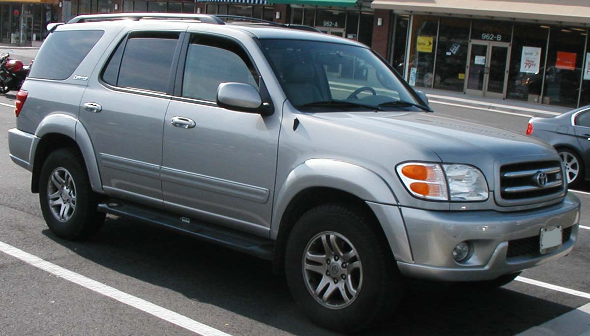 The Toyota Sequoia came with the 30-40LE automatic transmission