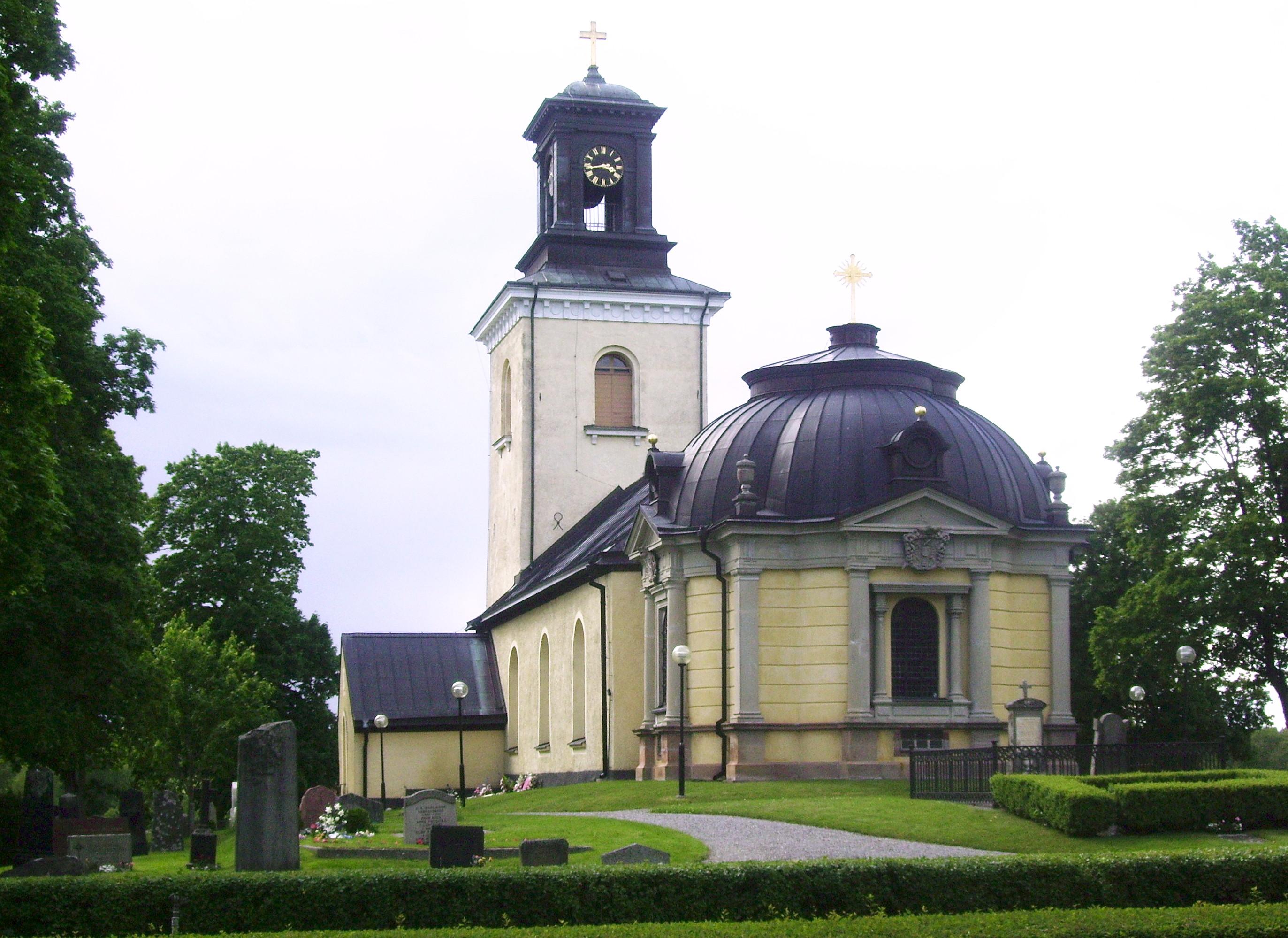 Bild av Turinge kyrka