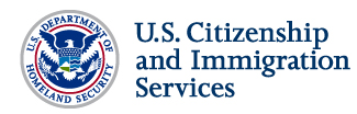 English: The logo of U.S. Citizenship and Immi...