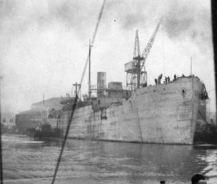 USS Fort Wayne