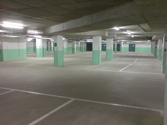 File Underground Car Park The Rosebowl Leeds Geograph Make Your Own Beautiful  HD Wallpapers, Images Over 1000+ [ralydesign.ml]