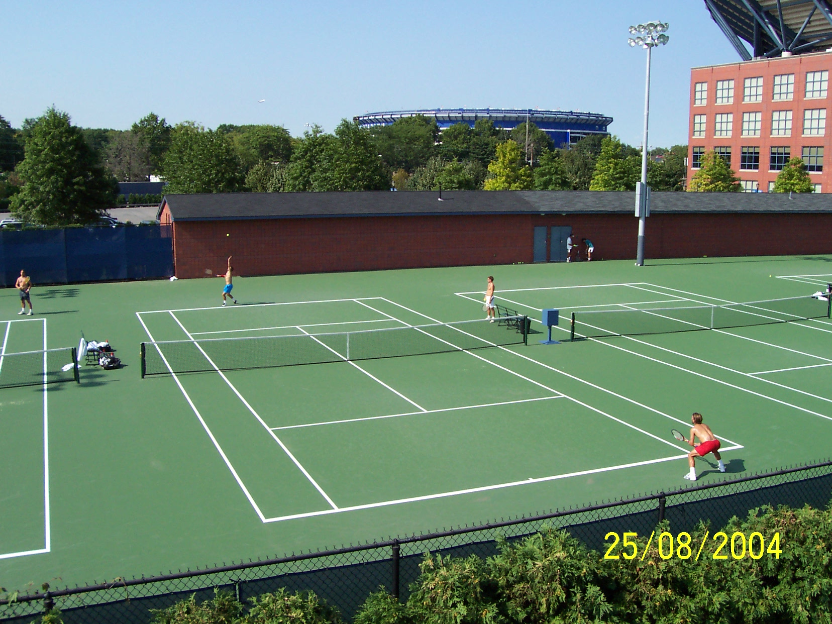 Practice Centre Court For Free With No Download