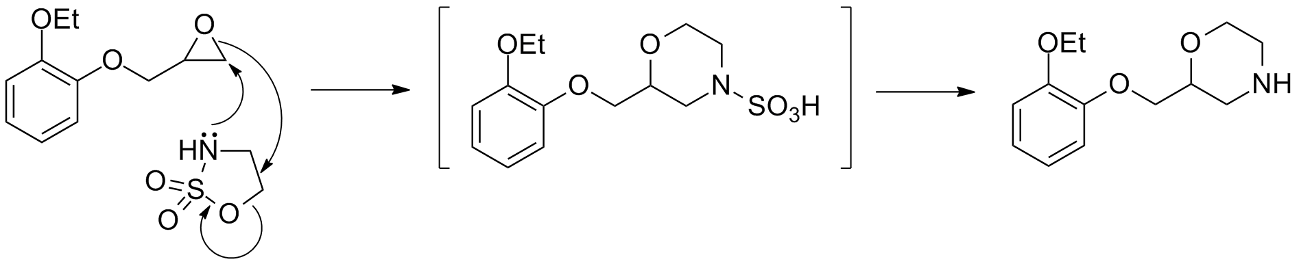 Image result for viloxazine synthesis