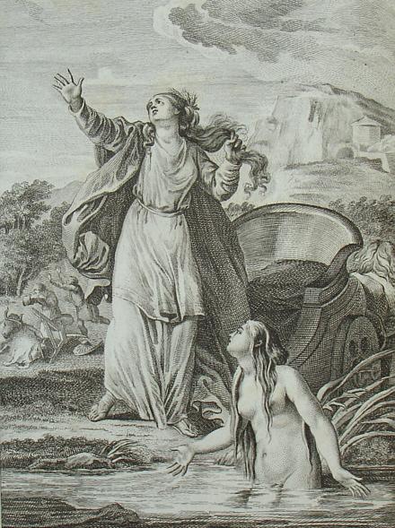 Vincenz Grüner, Ceres und Arethusa, 1791
