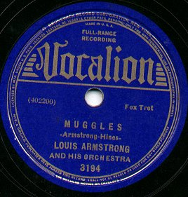 Muggles by Louis Armstrong