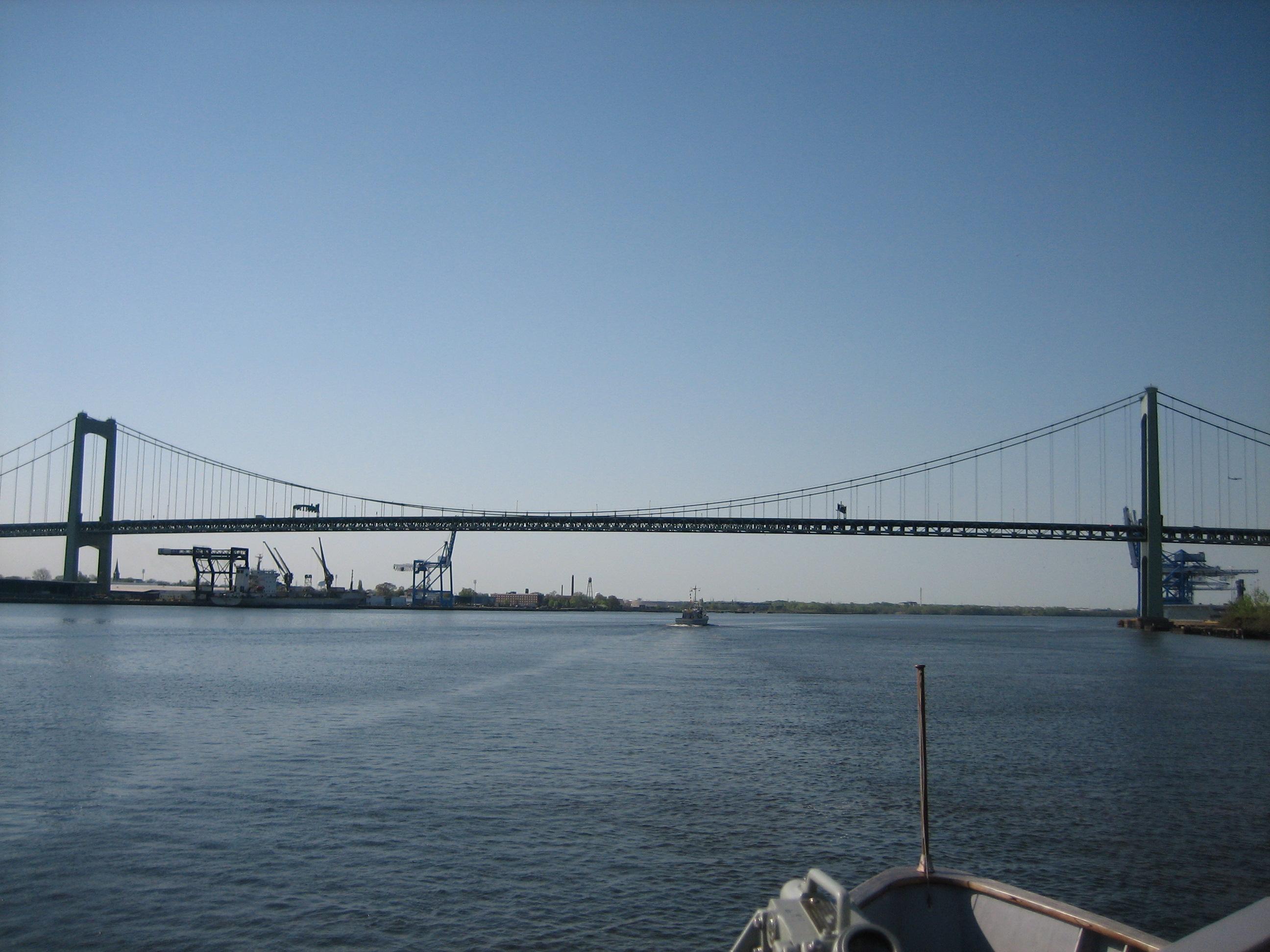 Walt Whitman Bridge - Wikipedia