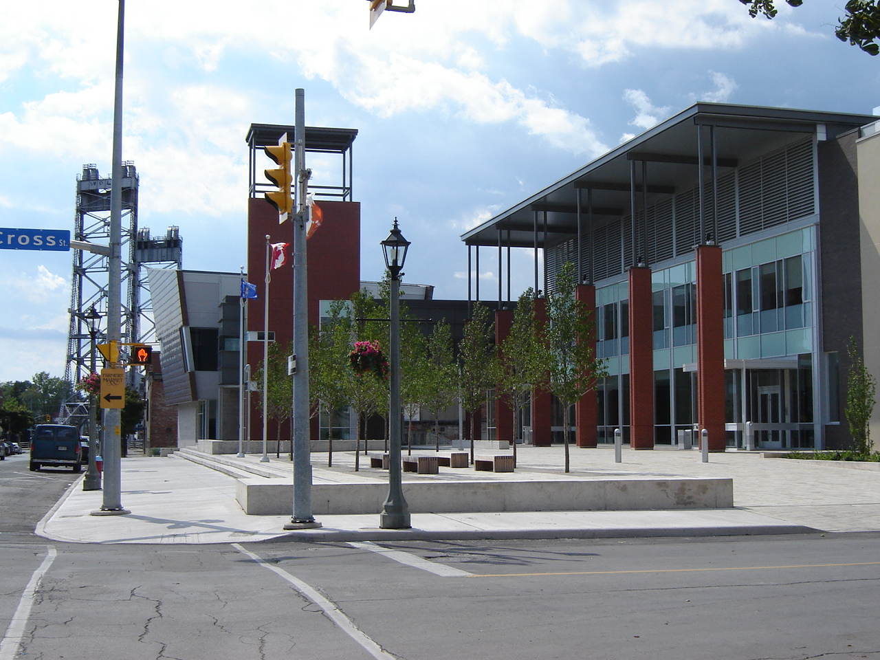 The Welland Civic Square
