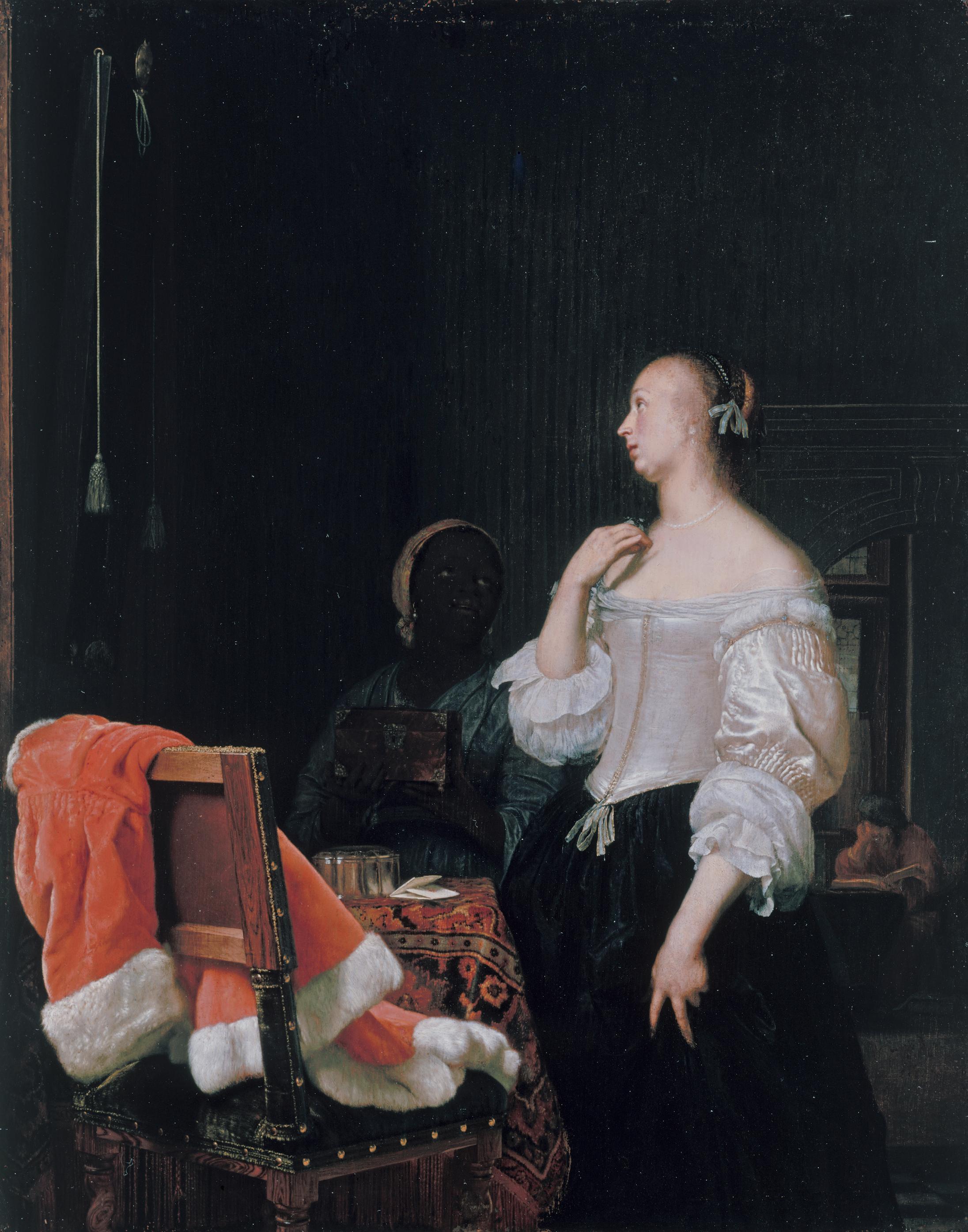 Excepcional exposición sobre Vermeer y la pintura de género ...