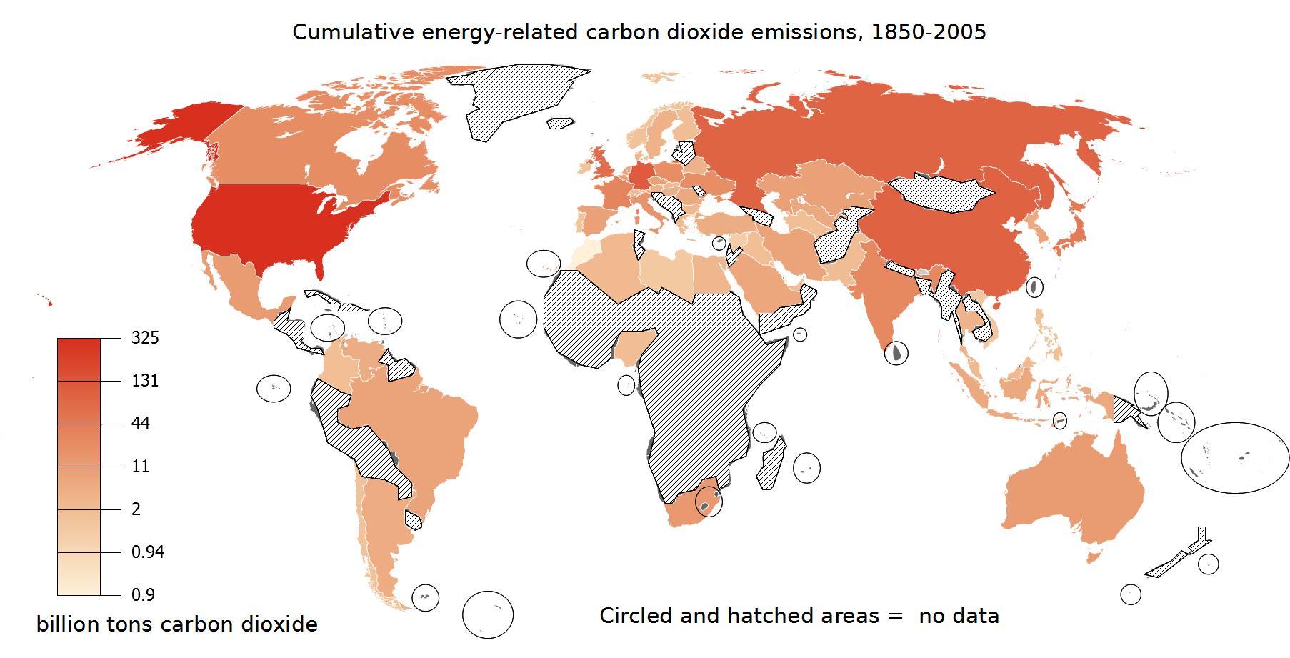 File World Map Of Cumulative Energy Related Carbon Dioxide Emissions