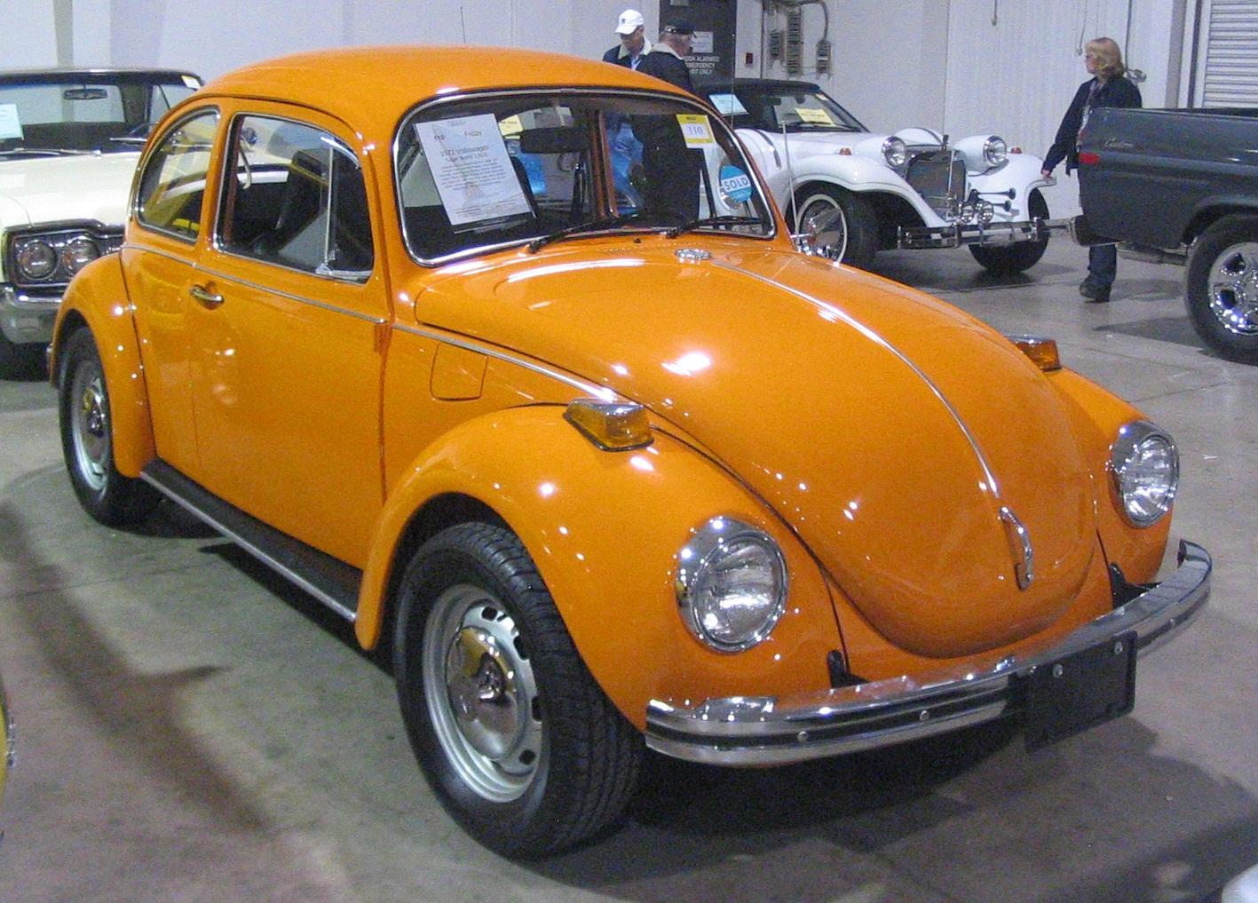 VW classic car