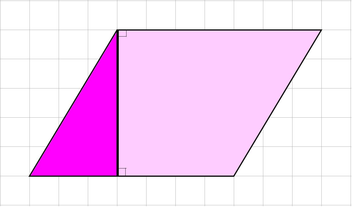 四辺 公式 平行 形