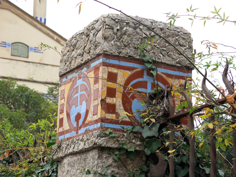File 077 casa barbey tanca del passeig la garriga jpg - Casa la garriga ...