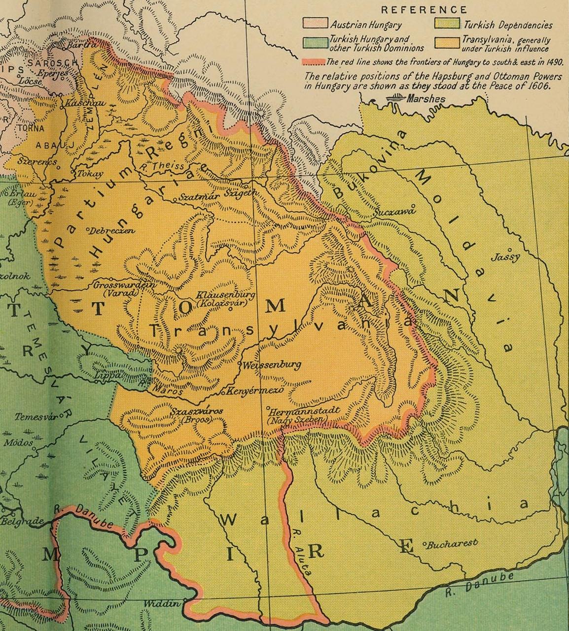 principality of transylvania 15701711 wikiwand