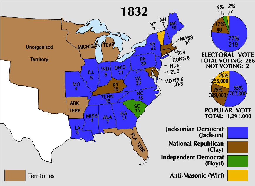 United States presidential election of 1828