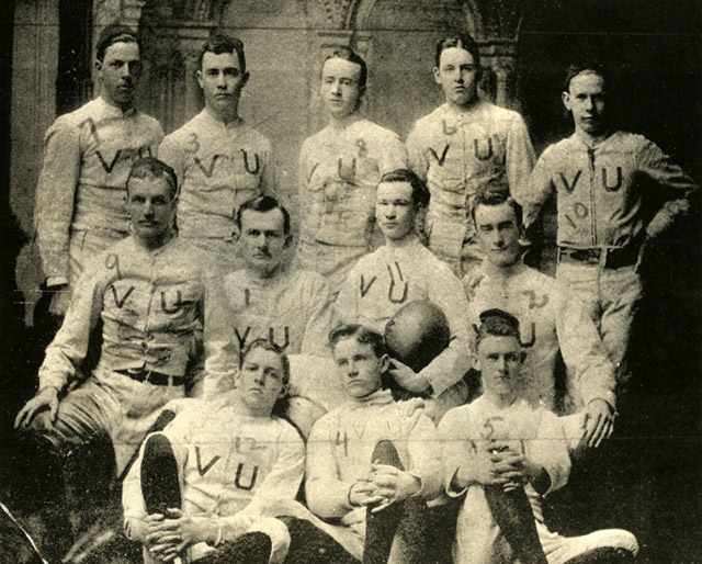 1910 Vanderbilt Commodores football team
