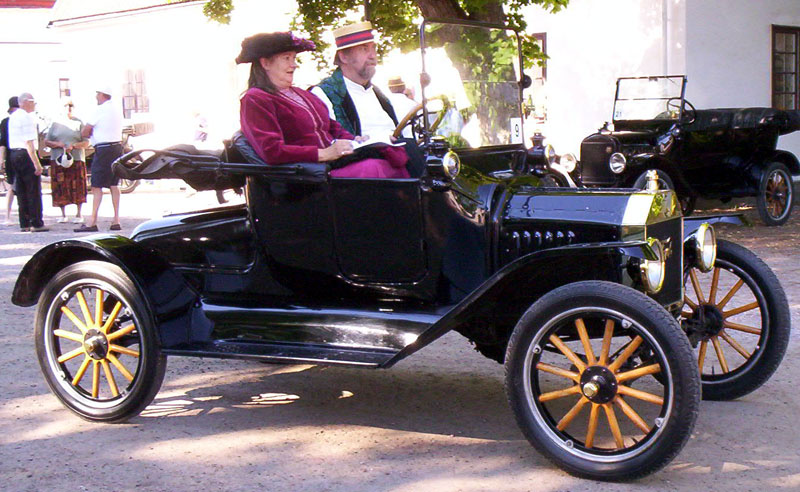 Ford Model T Pictures