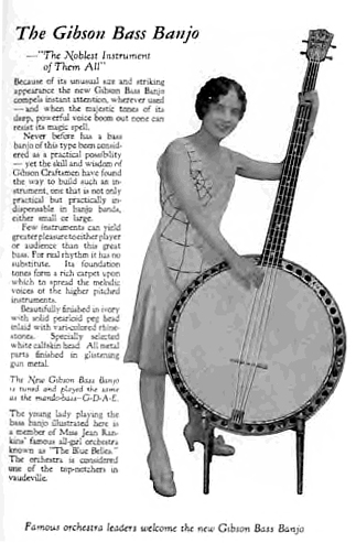 Bass banjo - Wikipedia