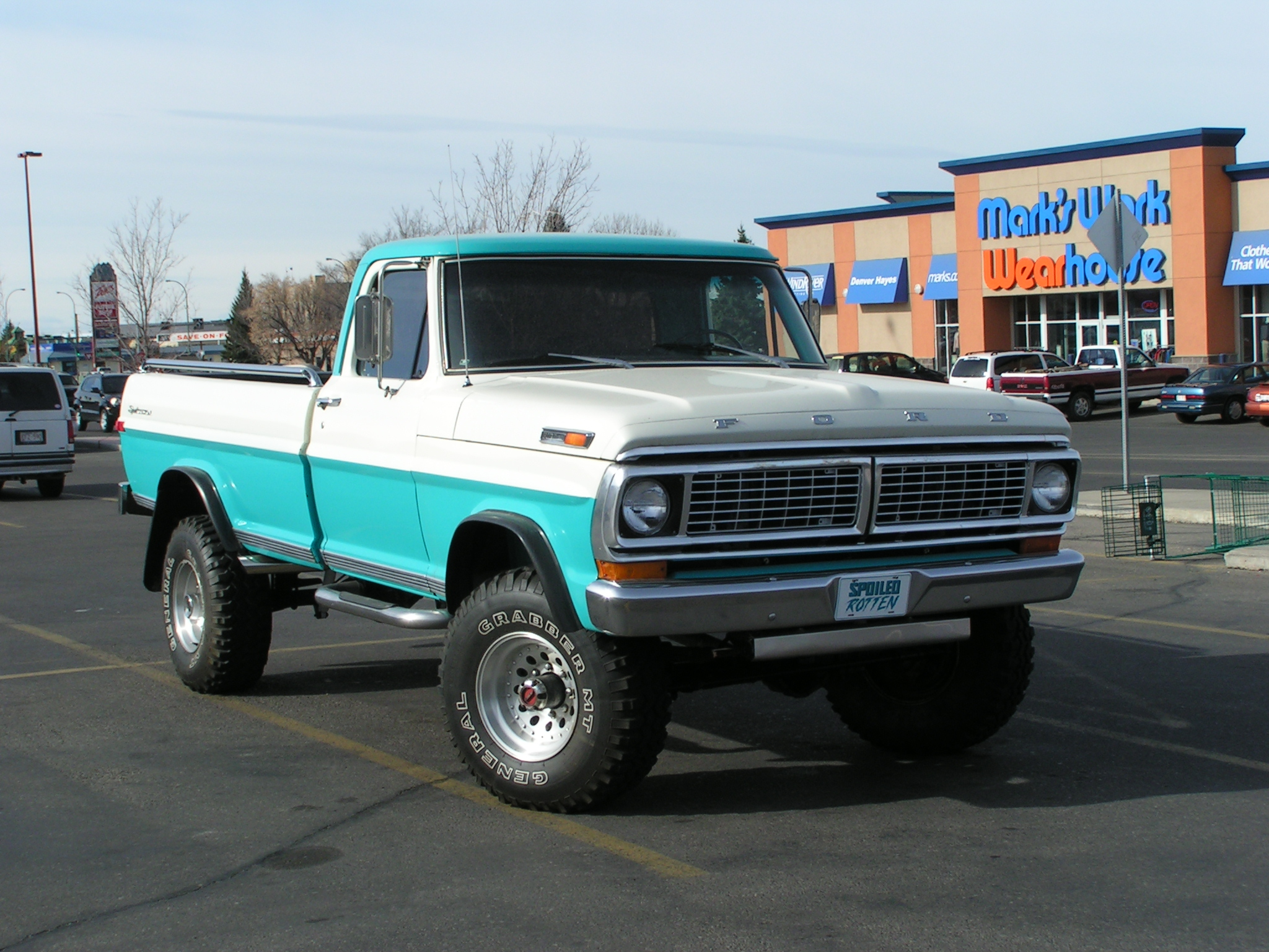 List Of Synonyms And Antonyms The Word 1970 F250 Ford Highboy 4x4 Cummins Conversion Build Thread Lots Pics