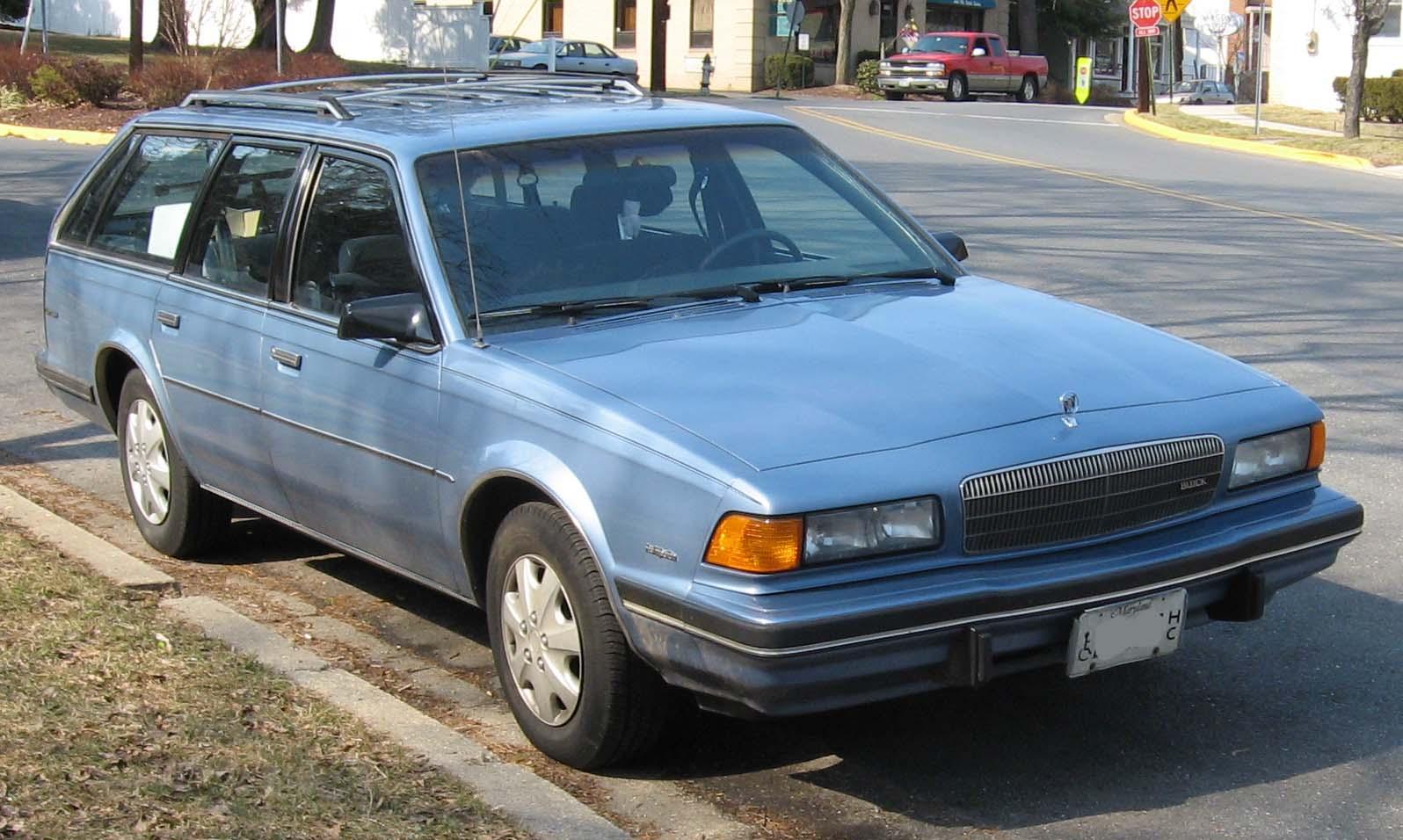 File:1989-1990 Buick Century Wagon.jpg - Wikimedia Commons