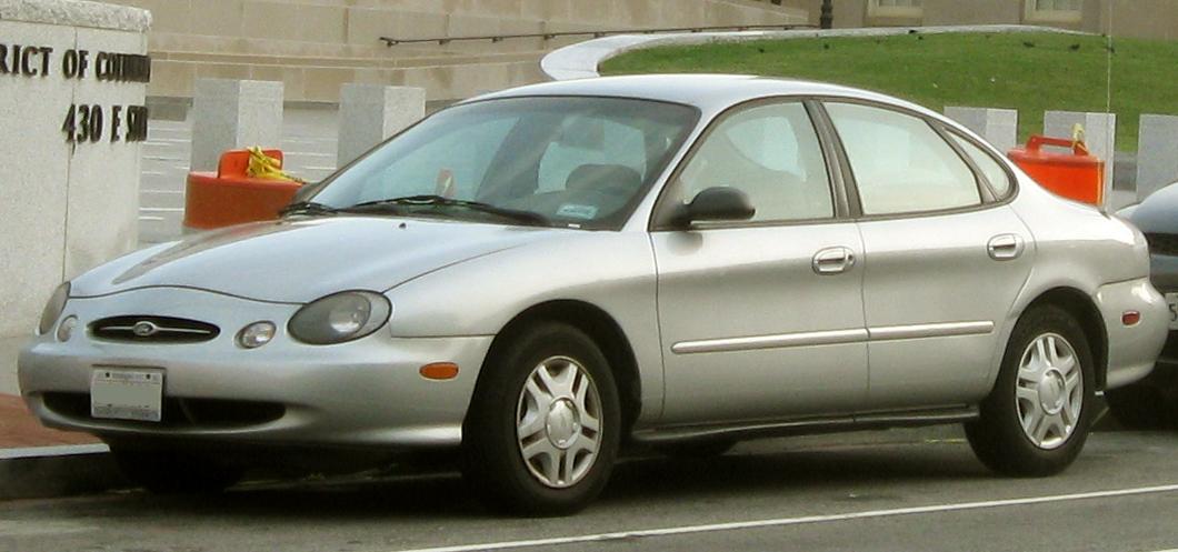 Ford Taurus Car Value
