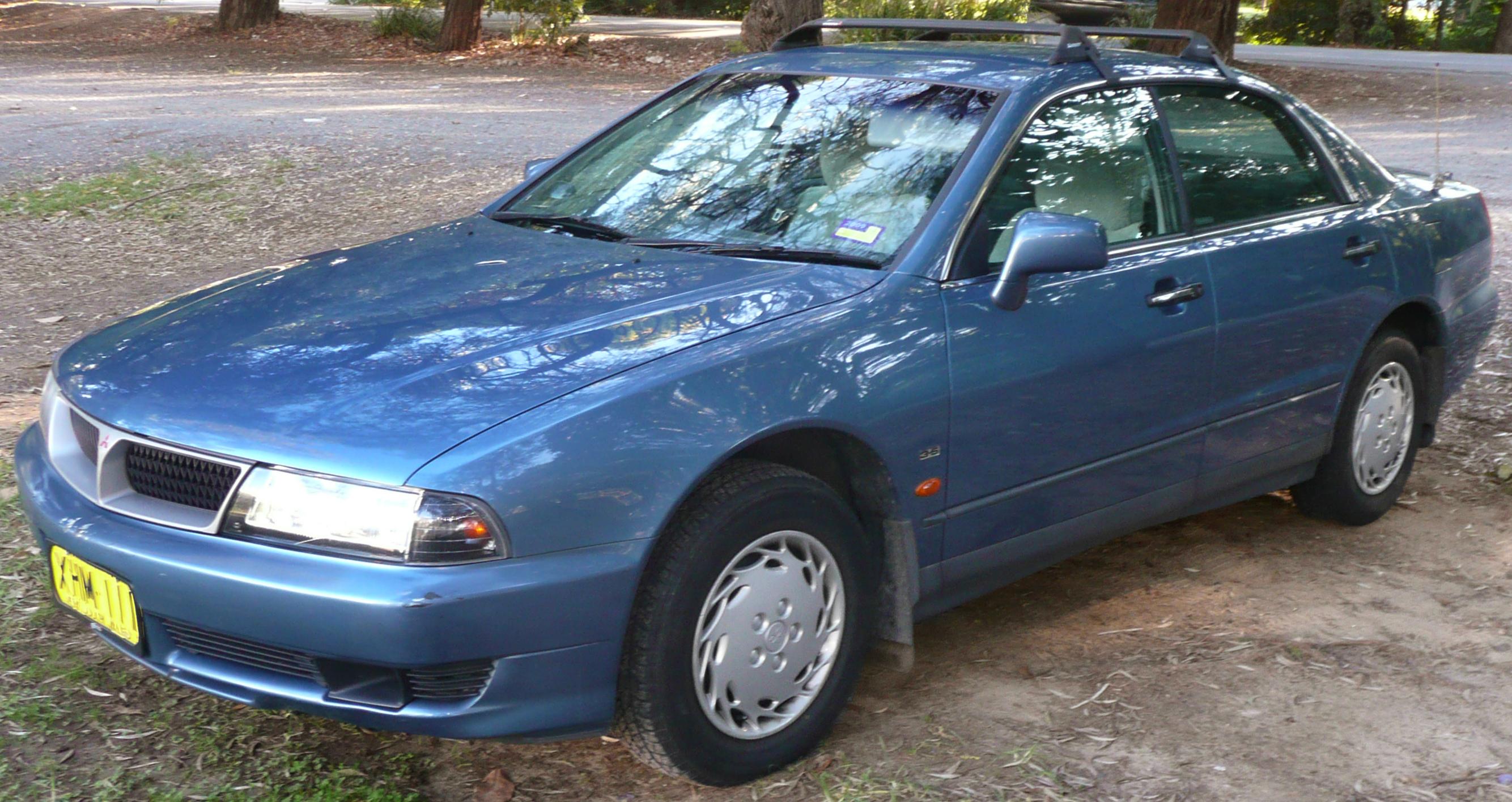 Mitsubishi magna th