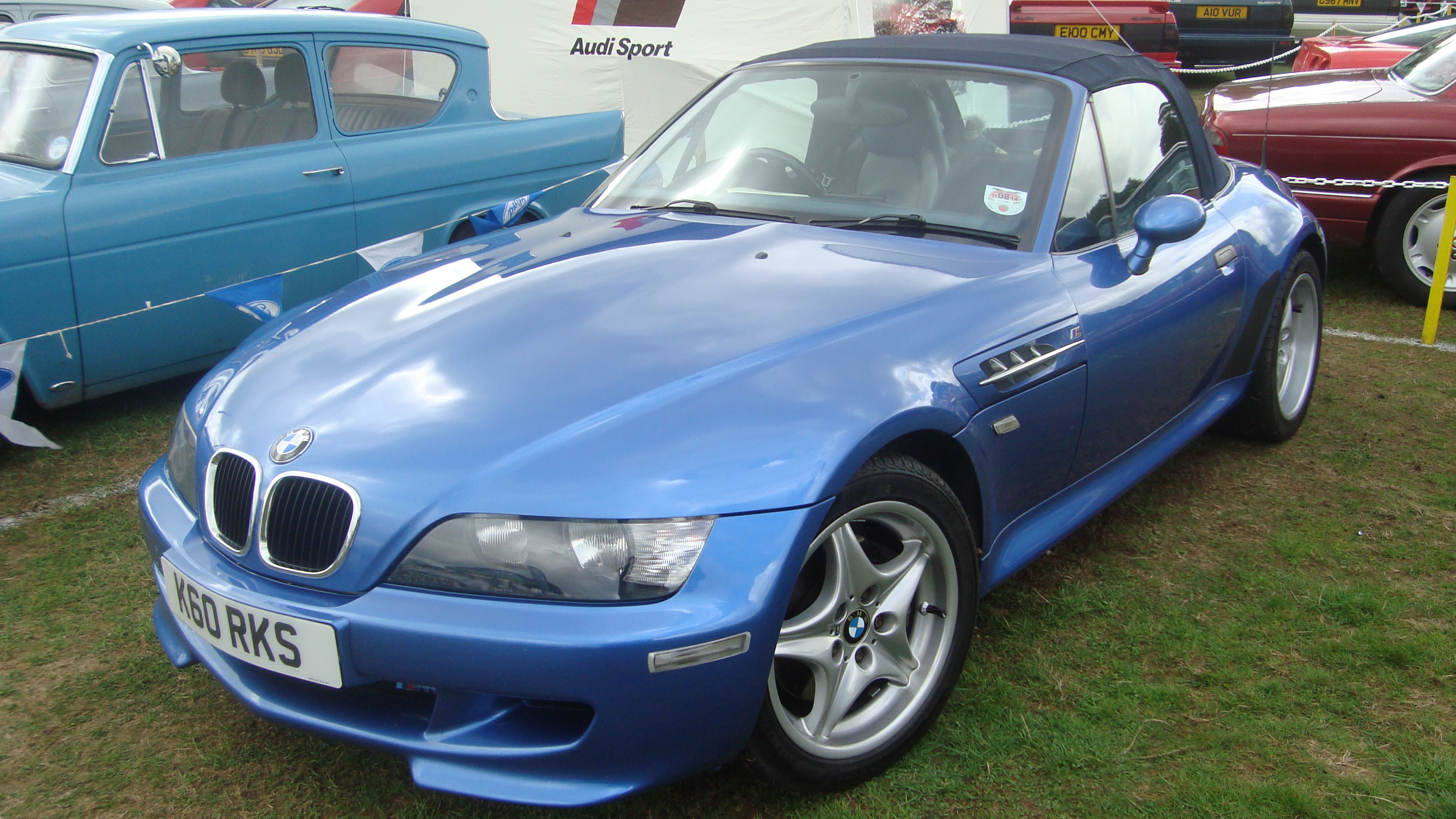 File:1999 BMW M Roadster (14761803977).jpg - Wikimedia Commons
